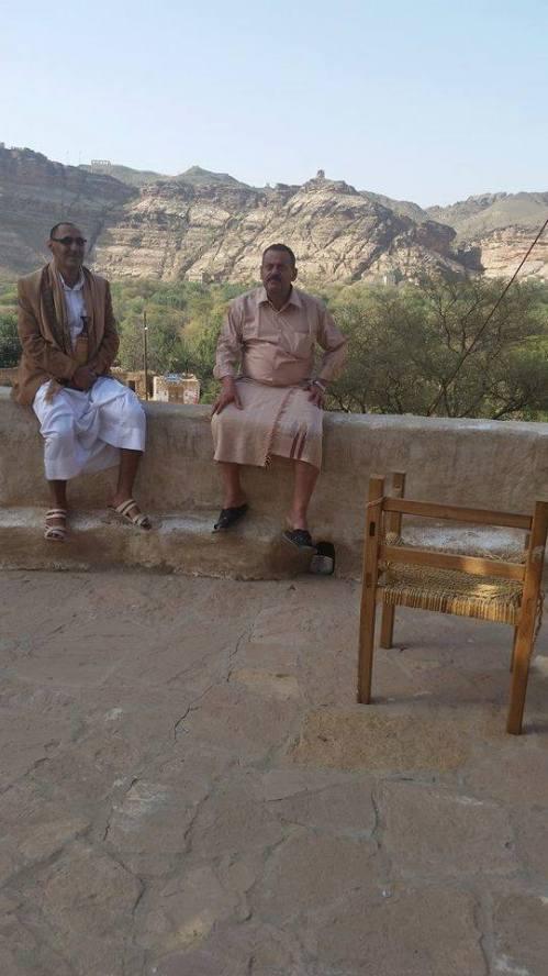 احمد سيف رحلة الى دار الحجر